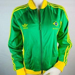 Adidas Brasil Track Jacket